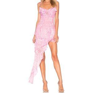 Cosmo Asymmetrical Dress